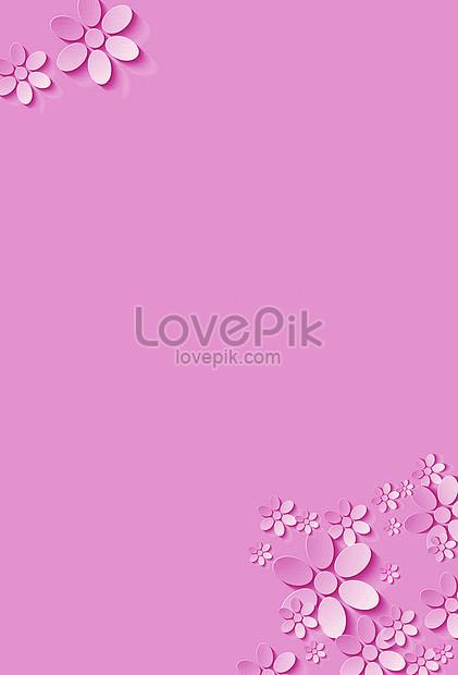 pink fresh background
