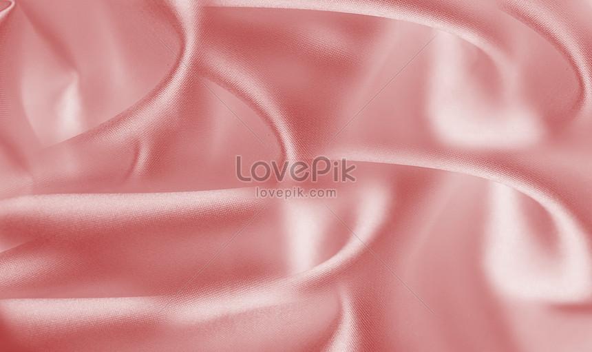 pink silk background