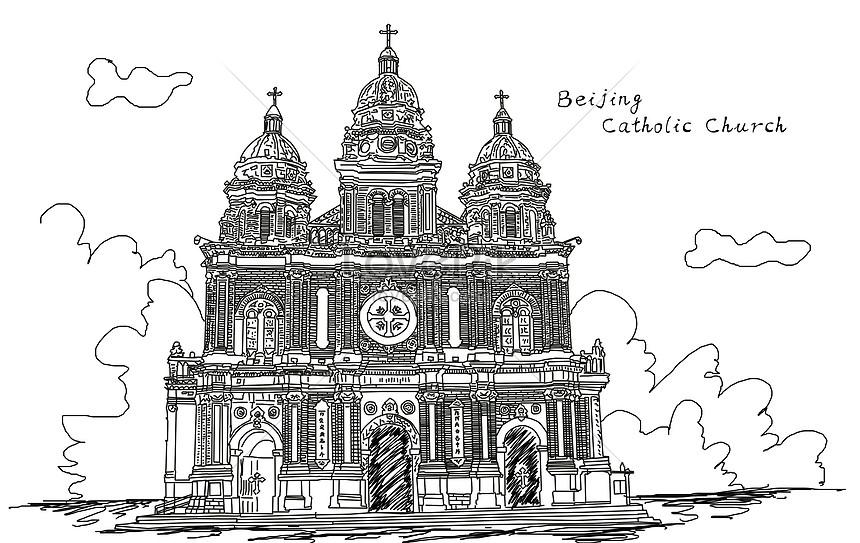 igreja católica oriental de pequim
