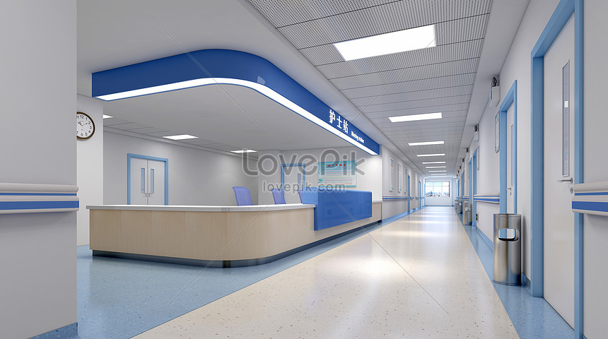 Latar Belakang Poster Rumah Sakit Medis 3d Gambar Unduh Gratis_ Kreatif  401459468_Format Gambar MAX_lovepik.com