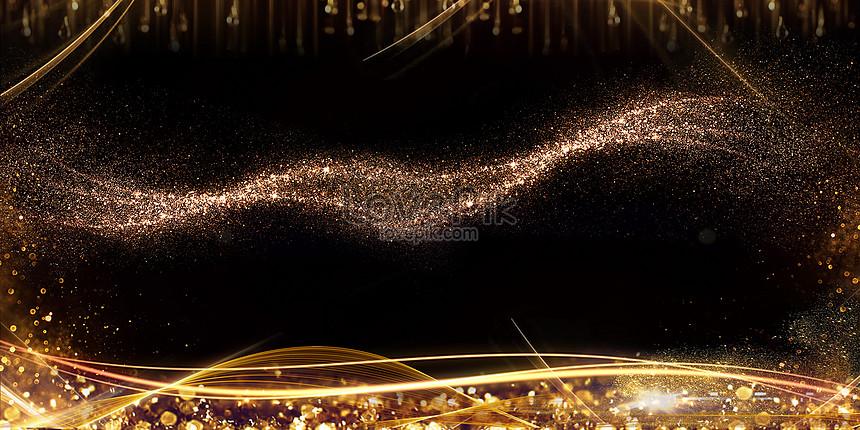 fundo de ouro preto atmosférico