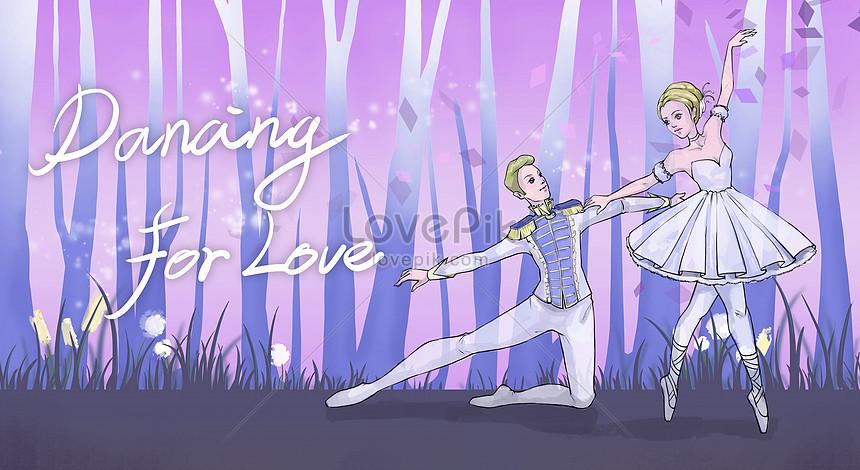 aşk için dans
