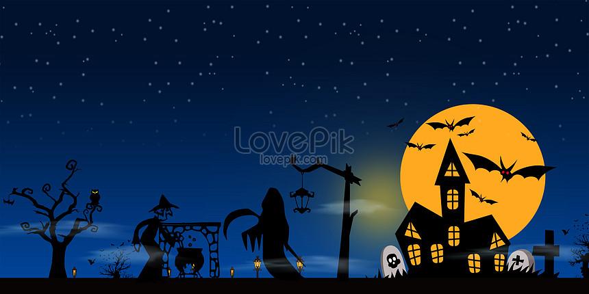 Хэллоуин фон