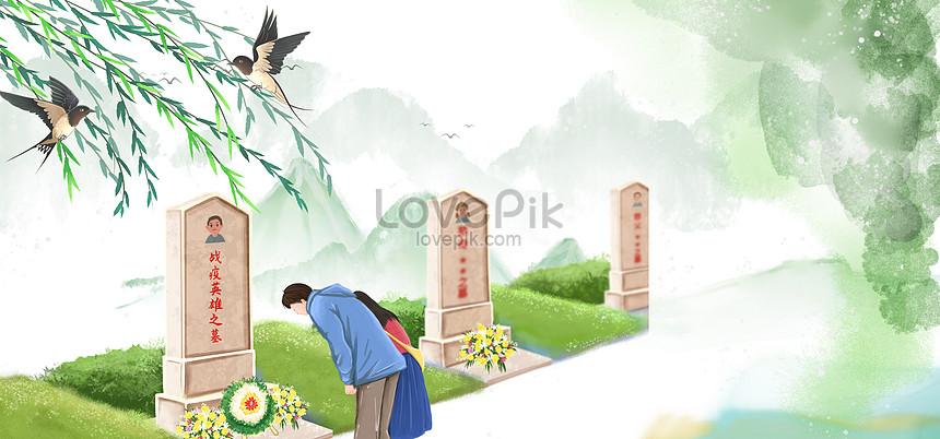 qingming festival ancestor