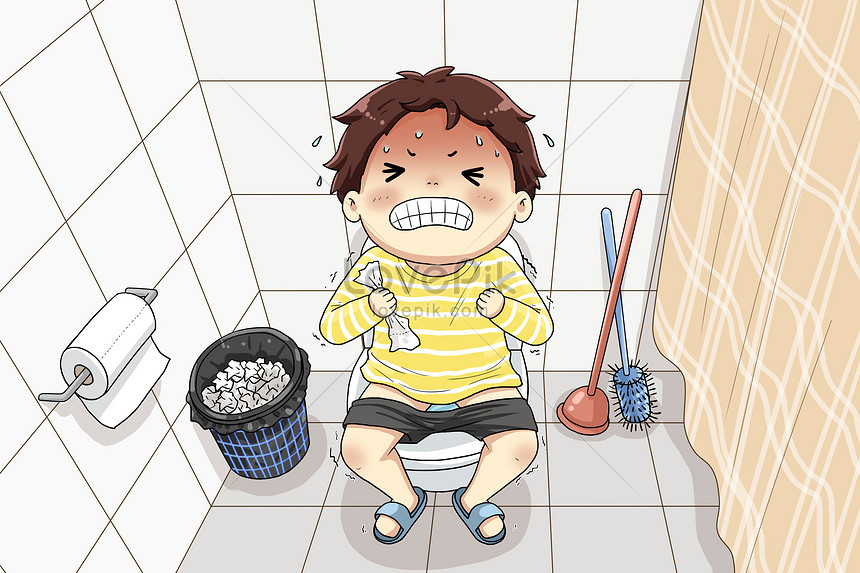 People With Constipation Illustration Image Picture Free Download 401702911 Lovepik Com