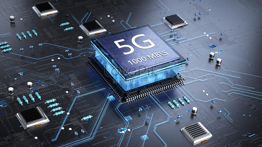 5g technology chip creative image_picture free download  401727594_lovepik.com