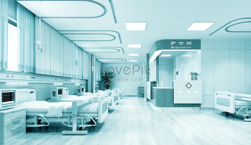 Latar Belakang Rumah Sakit Gambar Unduh Gratis_ Kreatif 401765101_Format  Gambar PSD_lovepik.com