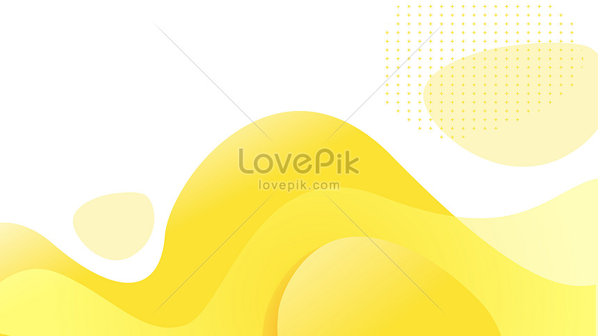 yellow simple lines background