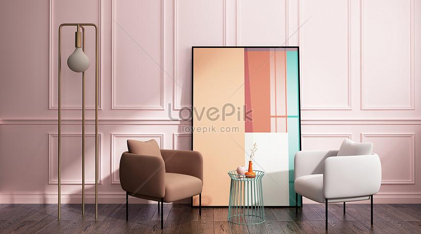 color space indoor home