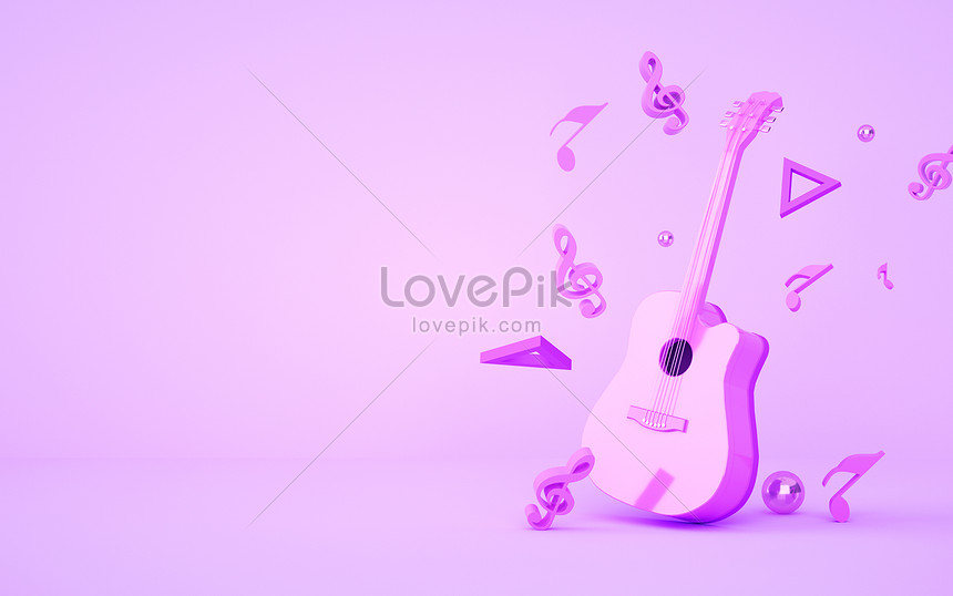 3d floating background