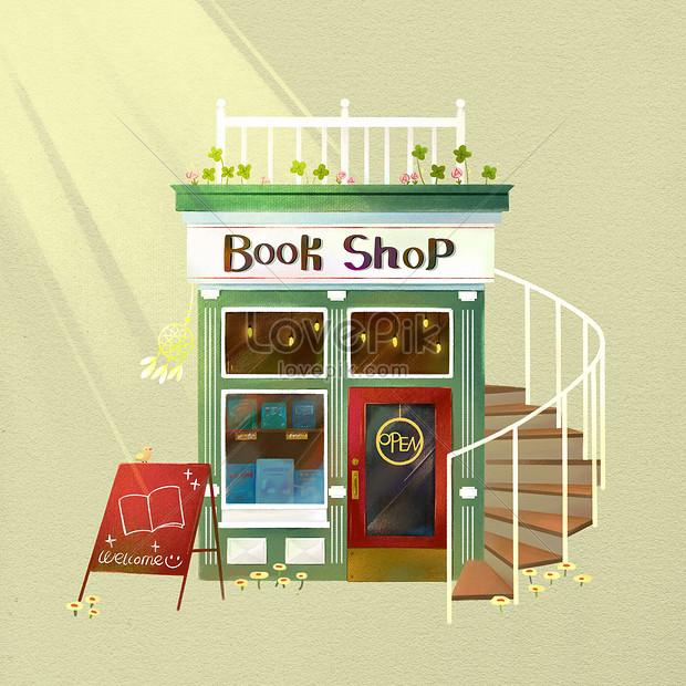 spring bookstore