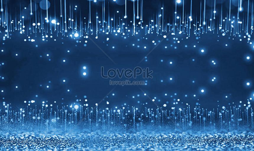 blue tech background