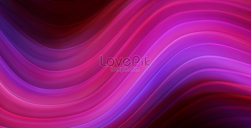 abstract color curve background