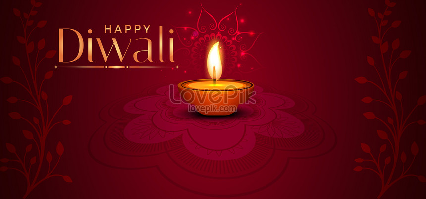 Abstrak Budaya Hindu Diwali Warna Latar Belakang Merah Gambar Unduh Gratis Imej 450002727 Format Ai My Lovepik Com