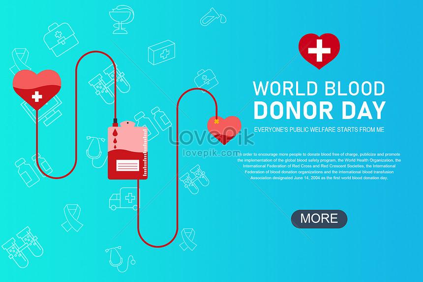 Contoh Banner Untuk Donor Darah - desain spanduk keren