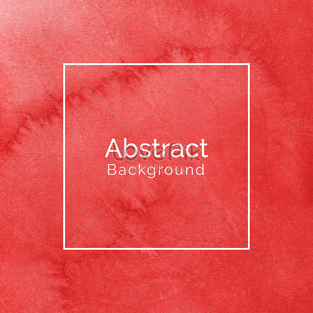 abstract red watercolor texture background