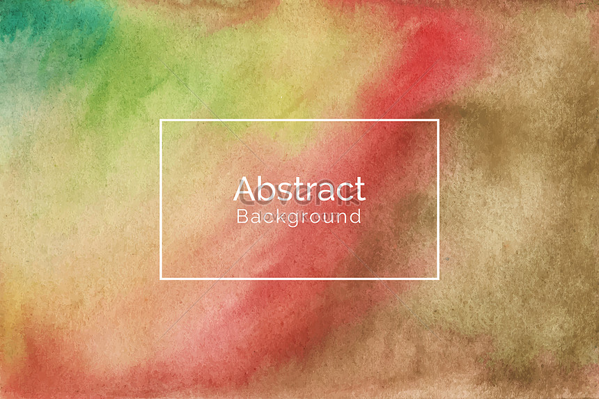 abstract colorful watercolor texture background