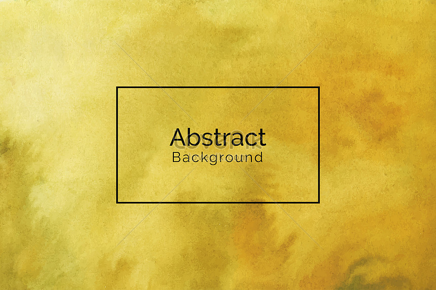 abstract luxury yellow watercolor texture background