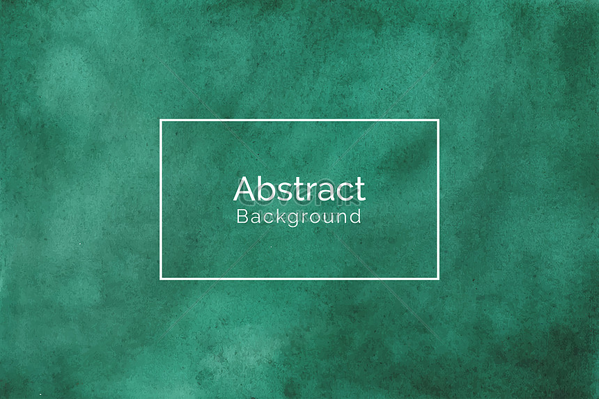 modern abstract green watercolor texture background