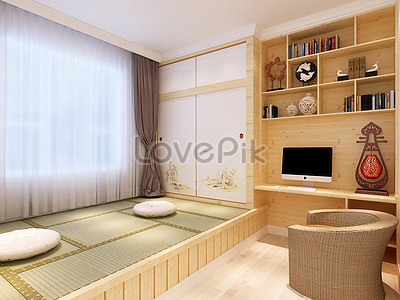 Japanese tatami bed Masculine Japanese Tatami Bed Home Furnishing Backdrop Effect Chart Photo Japanache Japanese Tatami Bed Images16645 Japanese Tatami Bed Pictures Free