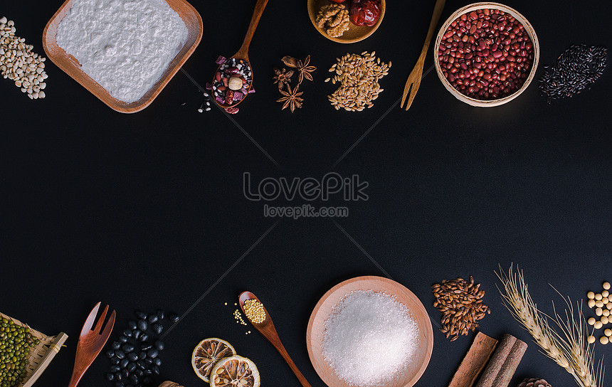 cereal congee ingredients