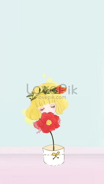 wallpaper lucu gambar unduh gratis_ Foto 500083764_Format