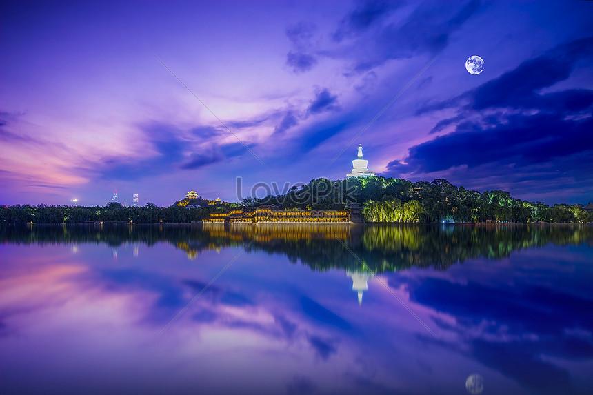 Download 650+ Background Pemandangan Malam HD Gratis