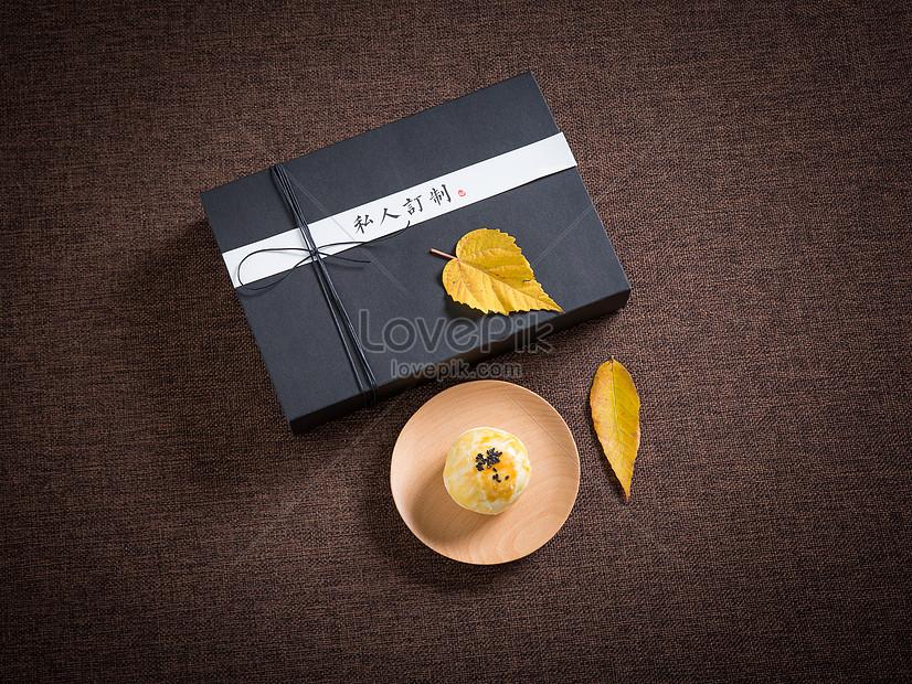 handmade egg yolk pastry dessert packaging photography handmade
