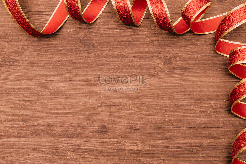 Simple Retro Christmas Background Photo Image Picture Free