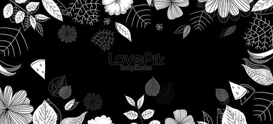 Unduh 78 Koleksi Background Hitam Bunga Gratis