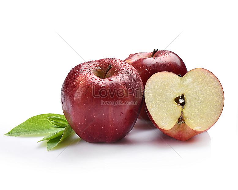 maçã vermelha maçã cobra