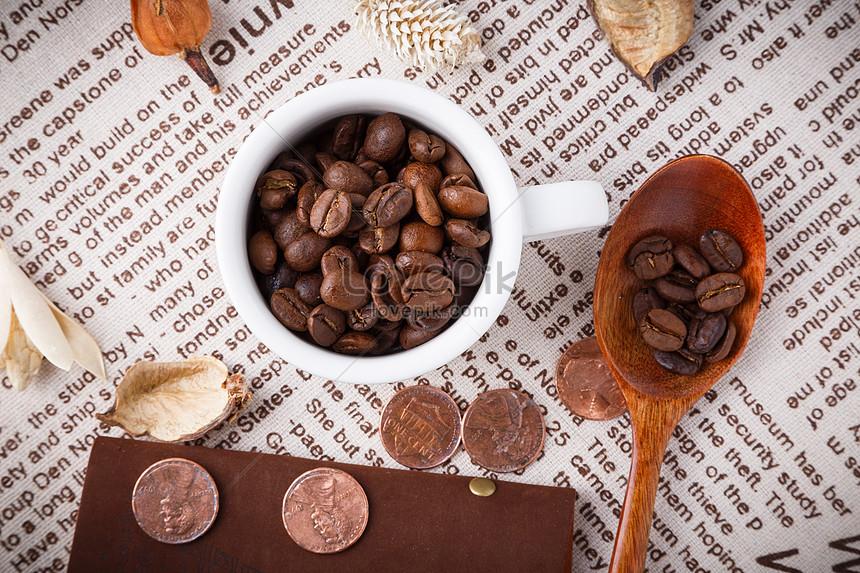 静物コーヒー