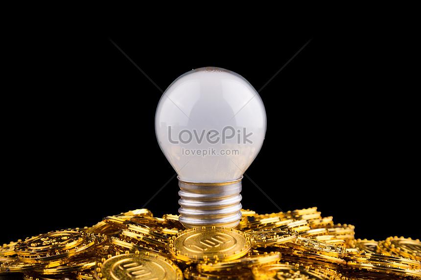 bóng đèn và vàng