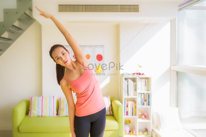 yoga motion photography