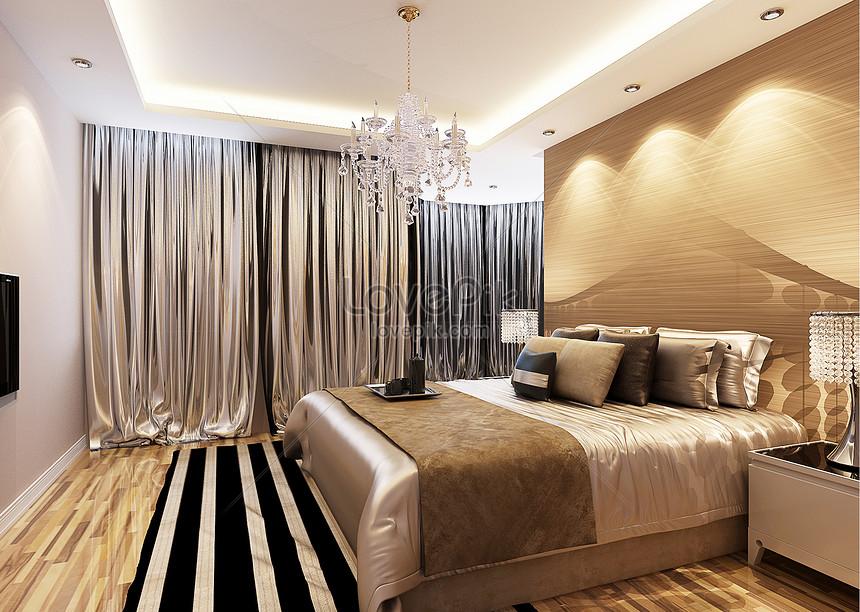 Photo de rendus de chambre de style moderne_Numéro de l ...