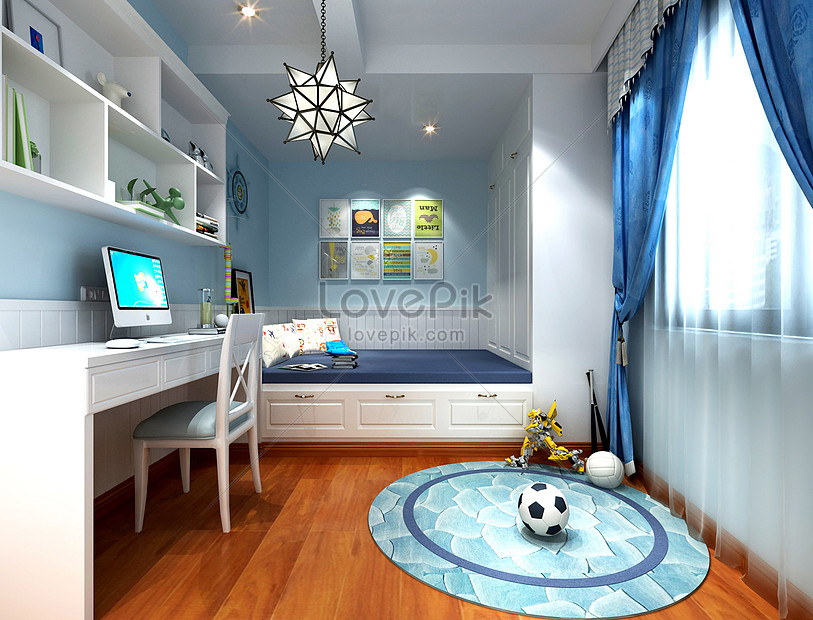 Mediterranean Bedroom Effect Map Photo Image Picture Free Download 500300831 Lovepik Com