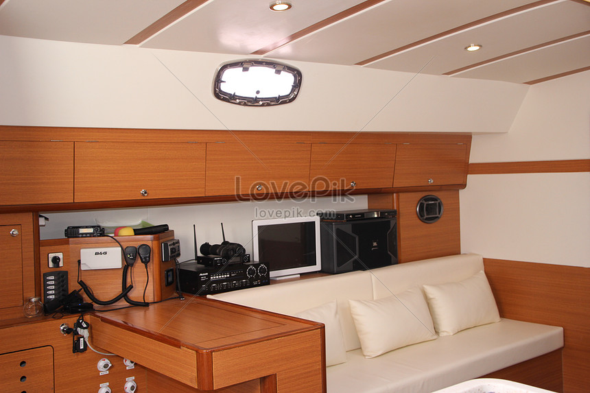 Sailing yacht interior photo image_picture free download