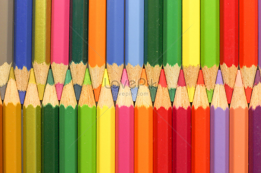 Bút Chì Màu Hình ảnh định Dạng Hình ảnh Jpg 500342567 Vn