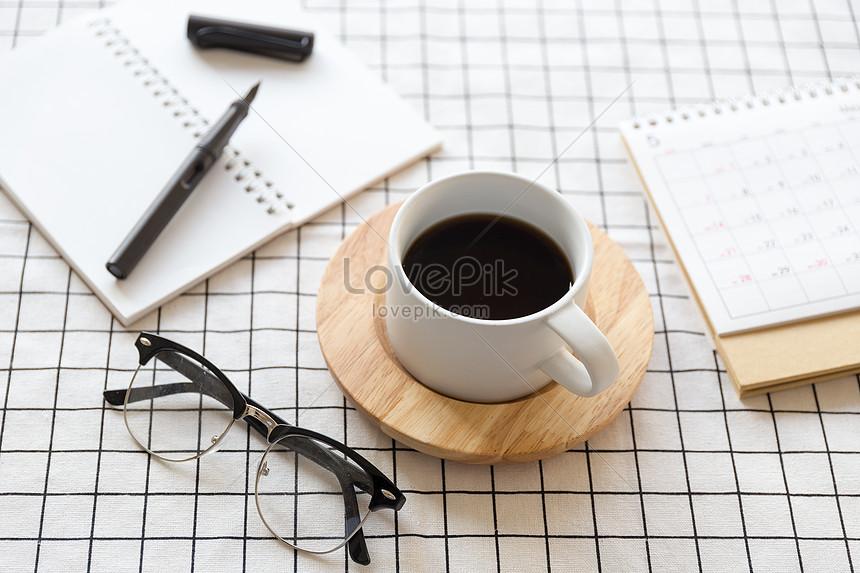 Lovepik صورة Jpg 500343012 Id صورة فوتوغرافية بحث صور مكتب قرطاسية القهوة