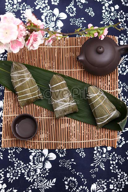 zongzi on dragon boat festival