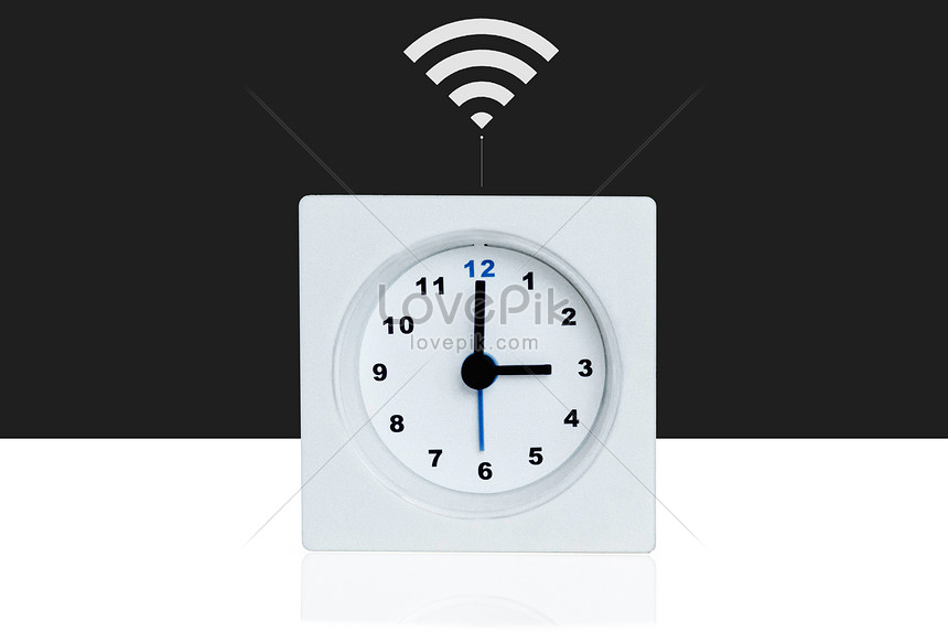 alarm clock and wifi