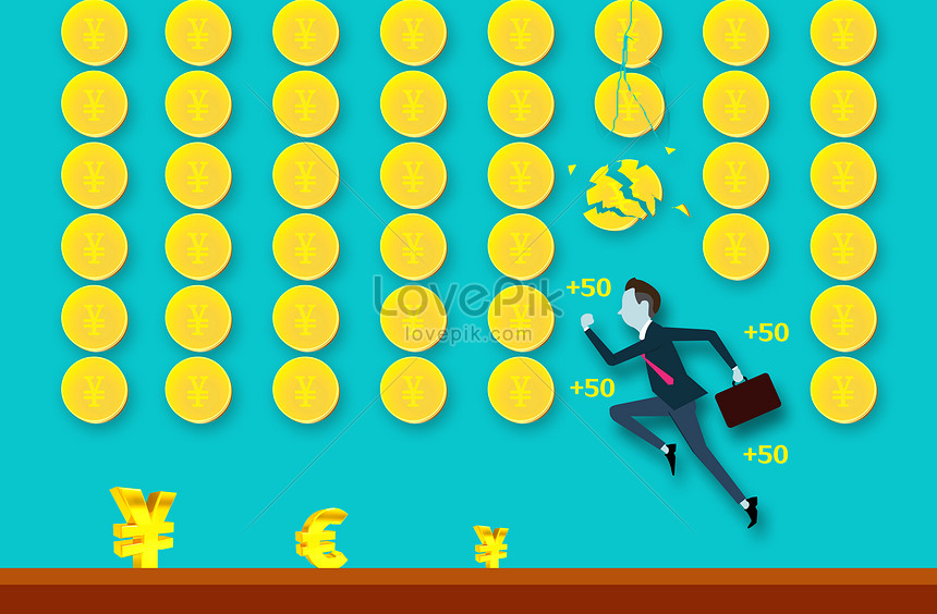 Moneda De Oro Super Mario Hd Creativo Antecedentes Imagen Descargar Lovepik