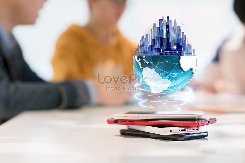 智能科技的城市溝通