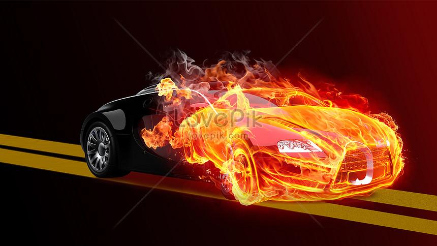 100  Gambar Keren Api Paling Keren