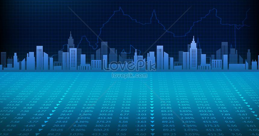 fondo de datos de negocios