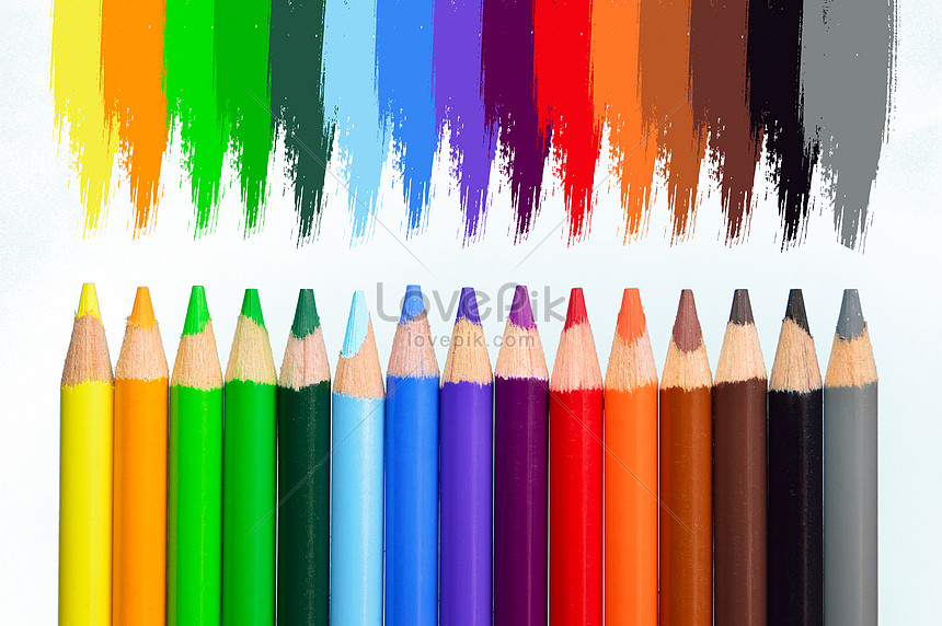 Lovepik صورة Jpg 500451315 Id خلاق بحث صور أقلام ملونة