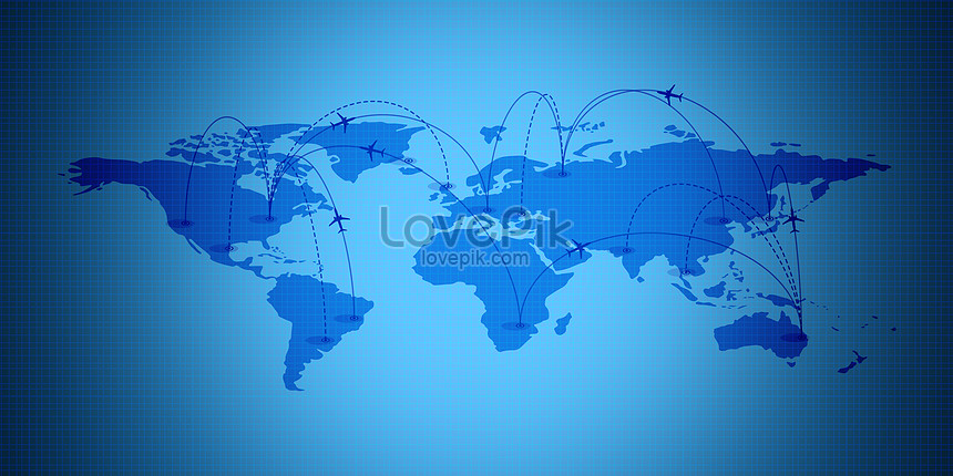World Map Background Backgrounds Image Picture Free Download