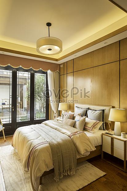 Photo de nouveau design intérieur de la chambre ...