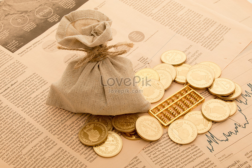 investment and financial consumption concept picture material