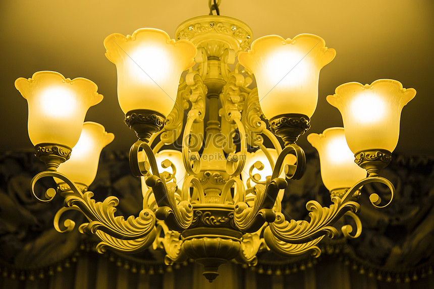 Luxurious Lamps Photo Image Picture